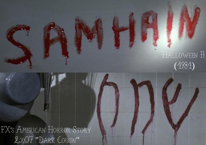 "Halloween II (1981) v. FX's American Horror Story ""Asylum"""
