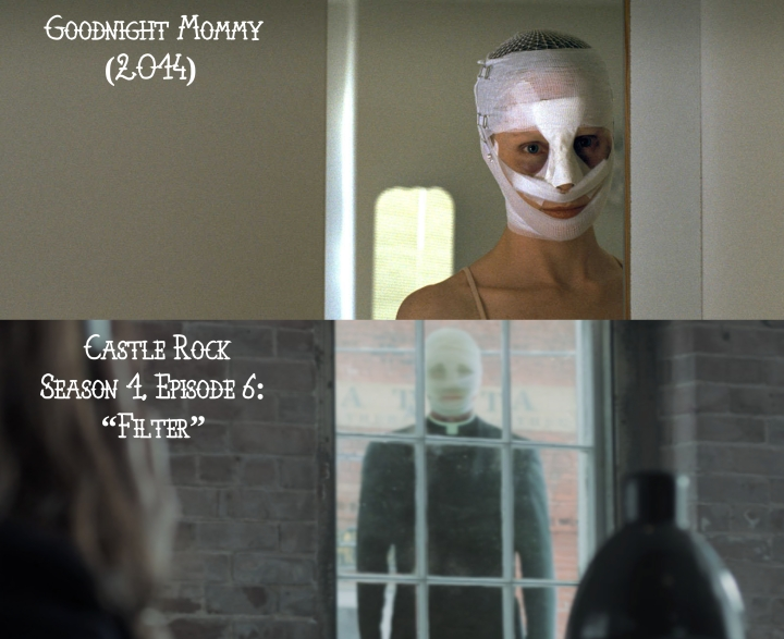 Father Son Holy Gore: Hulu's Castle Rock (2018) v. Goodnight Mommy (2014)