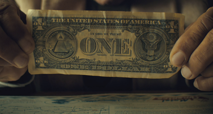 Father Son Holy Gore - American Gods - Dollar Bill
