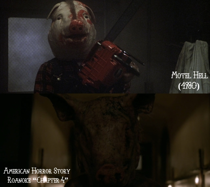 "Motel Hell (1980) v. American Horror Story ""Roanoke"""