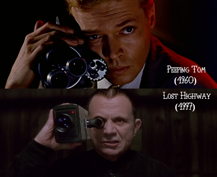 Father Son Holy Gore: Peeping Tom (1960) v. Lost Highway (1997)