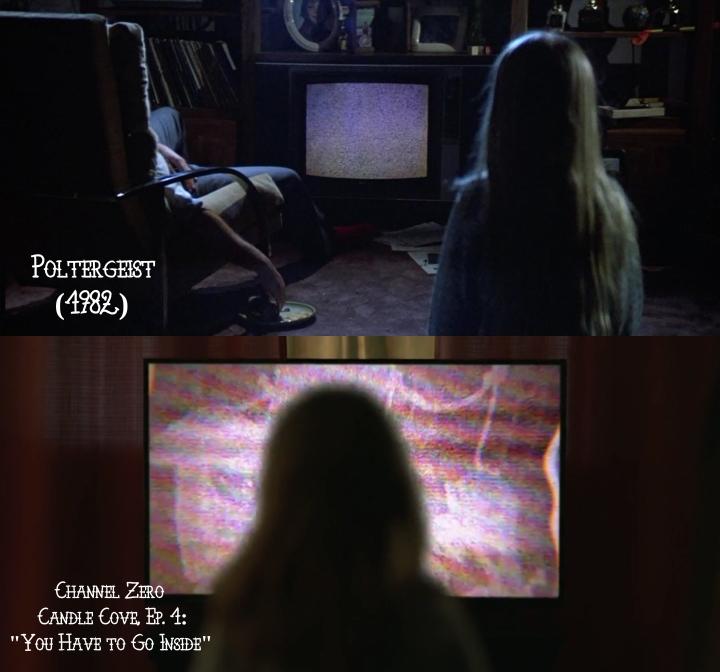 Poltergeist (1982) v. Channel Zero: Candle Cove