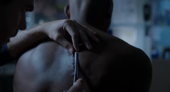 "Siren 2x06 ""Distress Call"" - Sedale Threatt Jr"