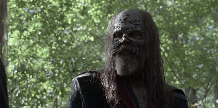 "The Walking Dead 9x12 ""Guardians"" - Ryan Hurst"