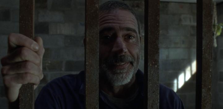 """The Walking Dead 9x12 """"Guardians"""" - Jeffrey Dean Morgan"""