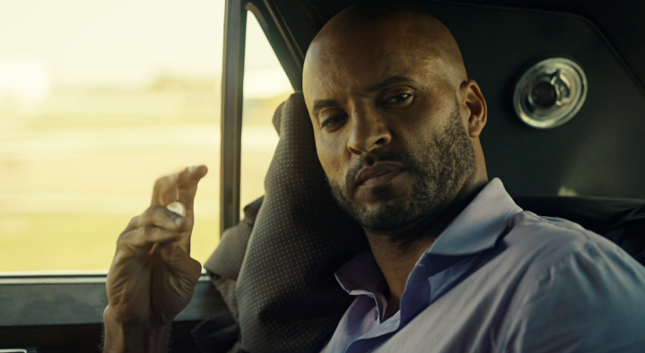 """American Gods 2x01 """"House on the Rock"""" - Ricky Whittle"""