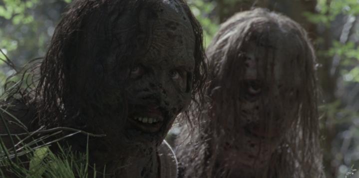 "The Walking Dead 9x14 ""Scars"" - Whisperers"