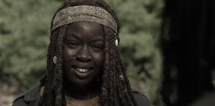 """The Walking Dead 9x14 """"Scars"""" - Danai Gurira"""