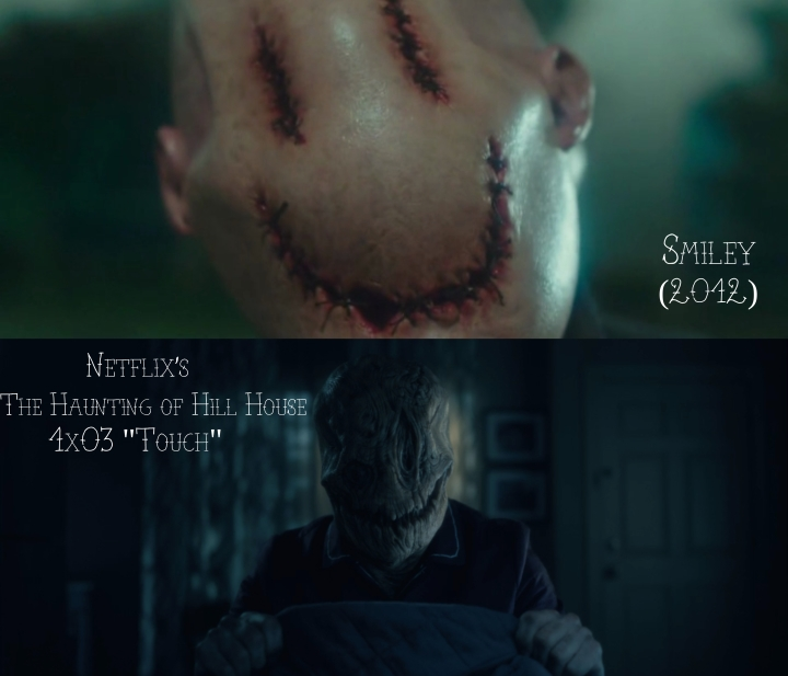 Smiley (2012) v. The Haunting of Hill House (2018)