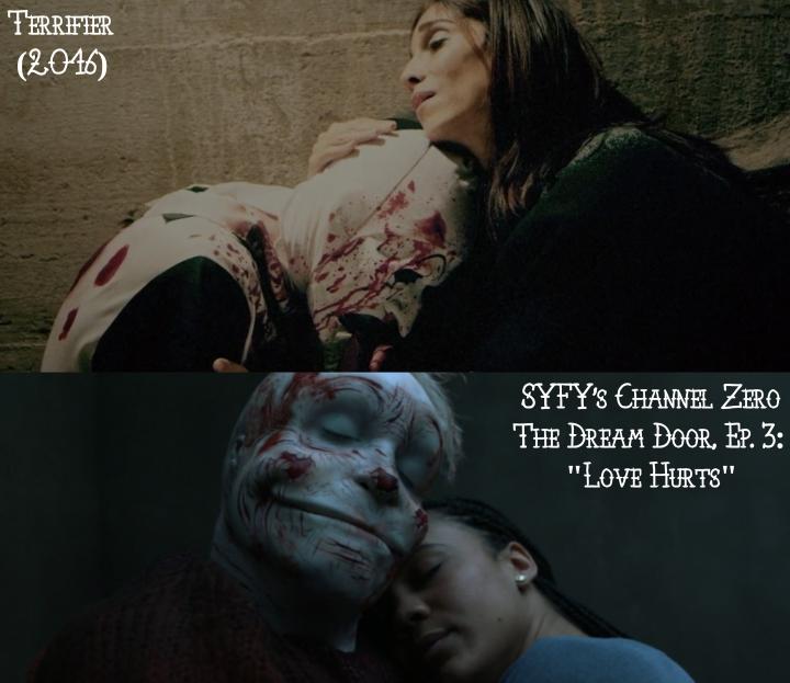 Terrifier (2016) v. Channel Zero: The Dream Door