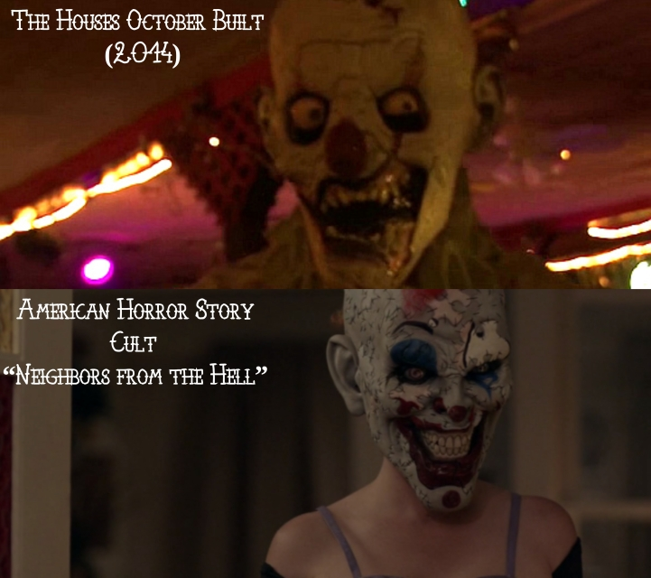 "The Houses October Built (2014) v. American Horror Story ""Cult"""