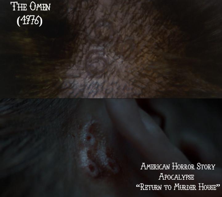 """The Omen (1976) v. American Horror Story """"Apocalypse"""""""