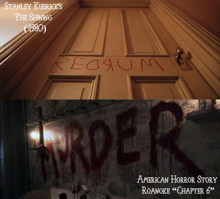"Stanley Kubrick's The Shining (1980) v. American Horror Story ""Roanoke"""