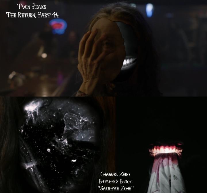 Twin Peaks: The Return (2017) v. Channel Zero: Butcher's Block