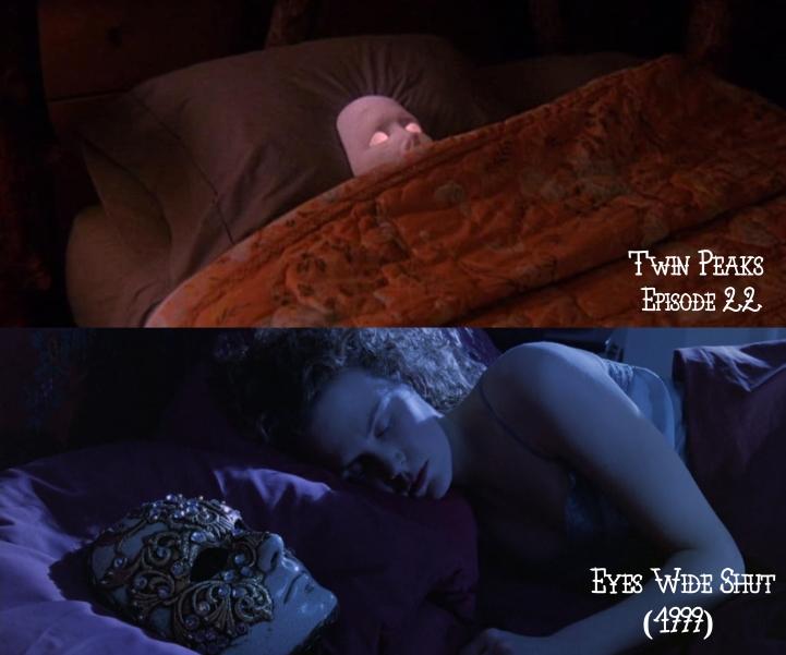 Twin Peaks (1991) v. Eyes Wide Shut (1999)