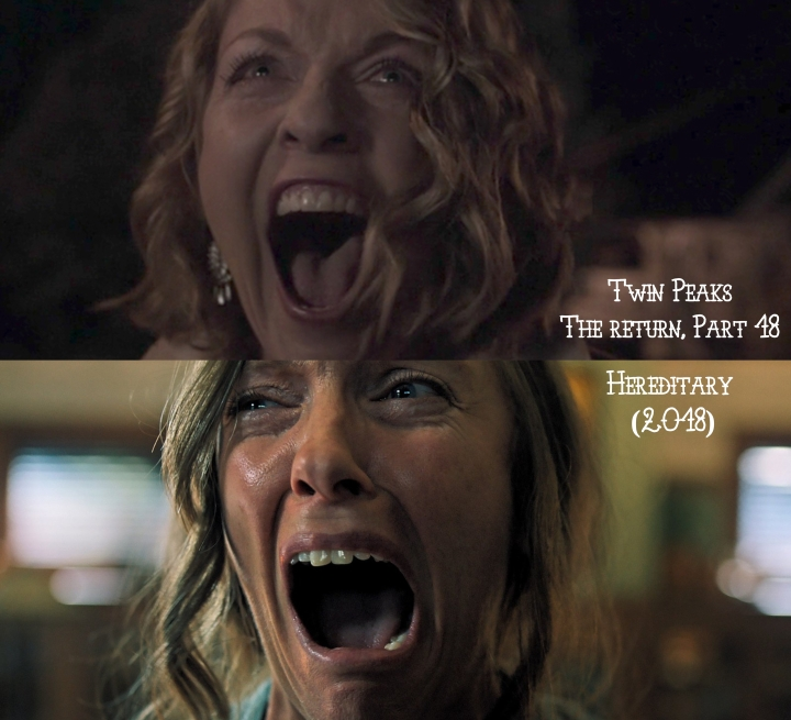 Father Son Holy Gore: Twin Peaks The Return v. Hereditary (2018)