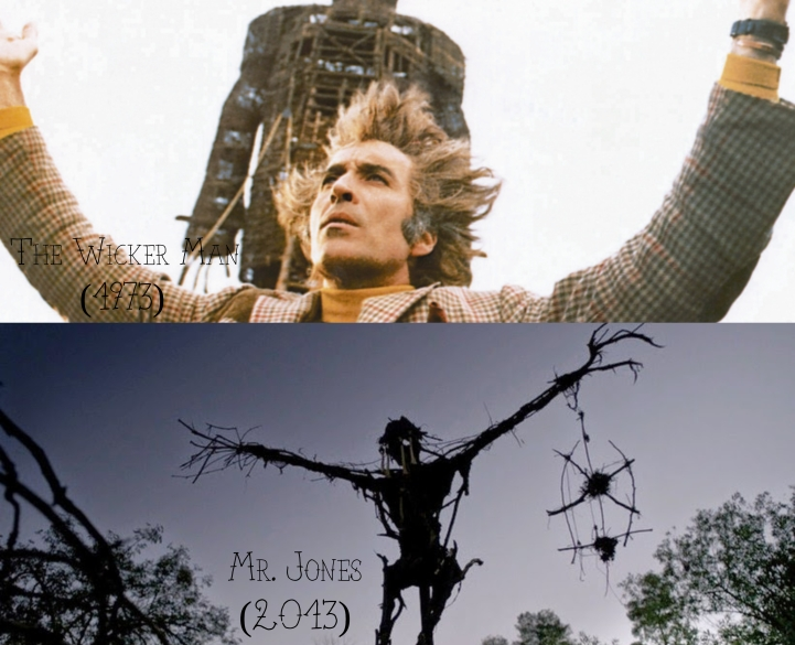 The Wicker Man (1973) v. Mr. Jones (2013)