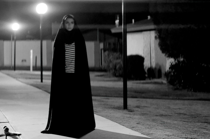 Father Son Holy Gore: A Girl Walks Home Alone at Night (2014)