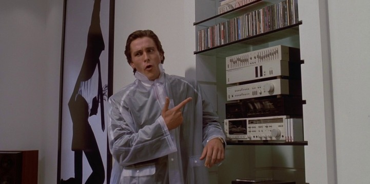 Father Son Holy Gore: American Psycho (2000)