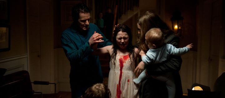 Father Son Holy Gore: Dark Touch (2013)