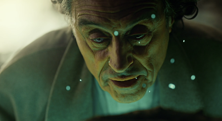 Father Son Holy Gore - American Gods - Ian McShane