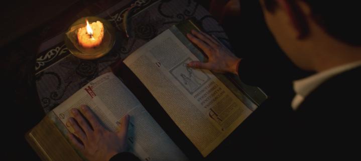Father Son Holy Gore - Chilling Adventures of Sabrina - Codex Prognostica