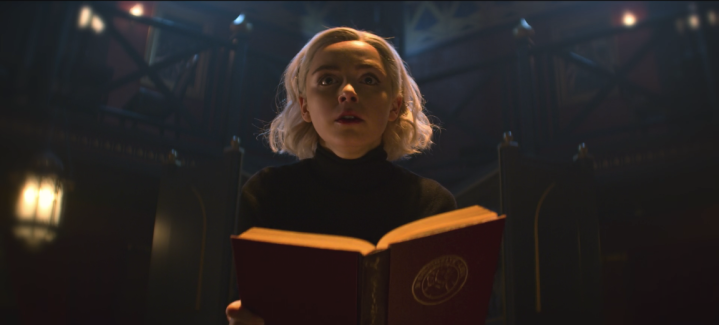 Father Son Holy Gore - Chilling Adventures of Sabrina - Kiernan Shipka (1)