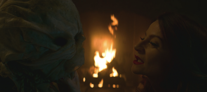 Father Son Holy Gore - Chilling Adventures of Sabrina - Michelle Gomez2