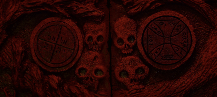 Father Son Holy Gore - Chilling Adventures of Sabrina - Satanic Symbols
