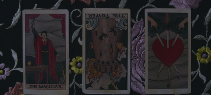 Father Son Holy Gore - Chilling Adventures of Sabrina - Tarot Reading