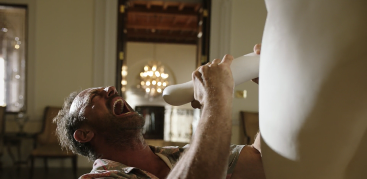 Father Son Holy Gore - Happy - Chris Meloni