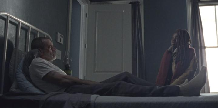 Father Son Holy Gore - The Walking Dead - Danai Gurira & Jeffrey Dean Morgan