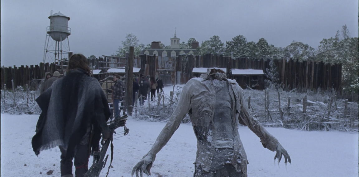 The Walking Dead Season 9 Finale The Storm Father