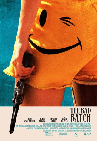 Father Son Holy Gore: The Bad Batch (2016)