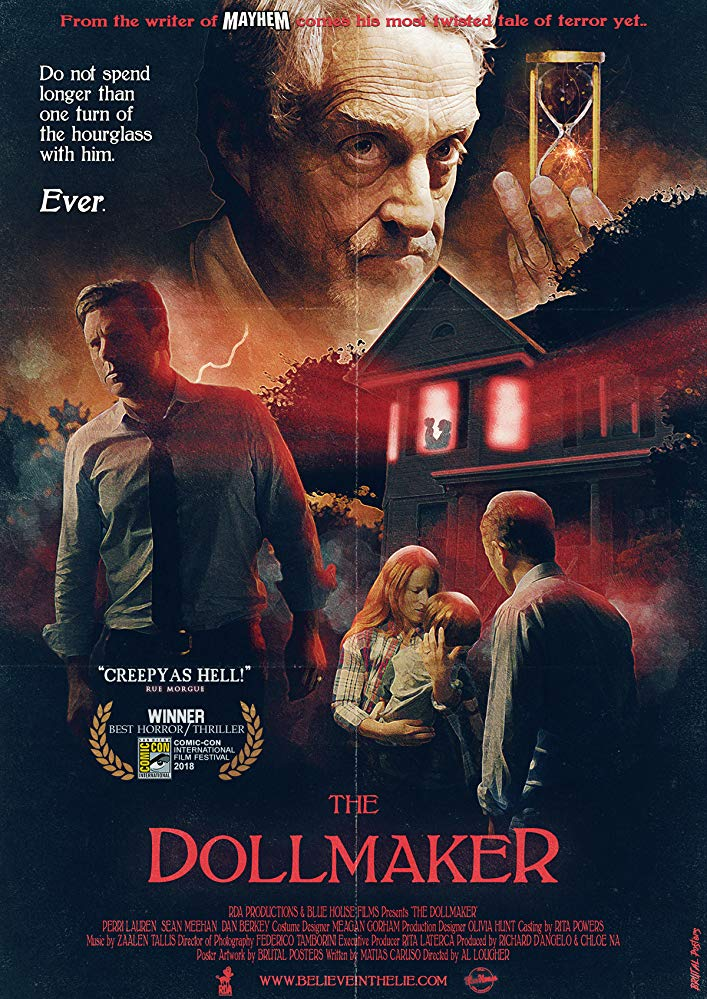 Father Son Holy Gore: The Dollmaker (2017)