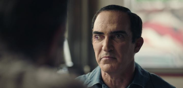 Father Son Holy Gore - Happy - Patrick Fischler