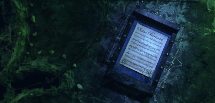 Father Son Holy Gore - Saint Bernard - Title Screen