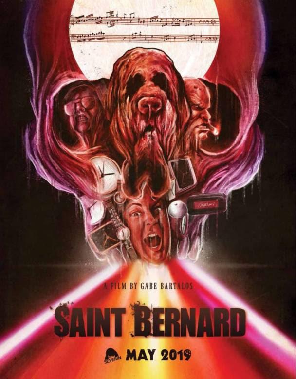 Saint Bernard - Poster