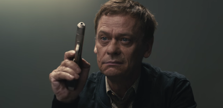 Father Son Holy Gore - Dark - Clausen's Gun