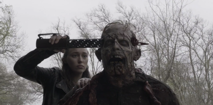 Father Son Holy Gore - Fear the Walking Dead - Alycia-Debnam Carey