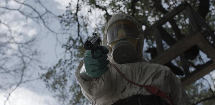 Father Son Holy Gore - Fear the Walking Dead - Hazmat Suit (1)