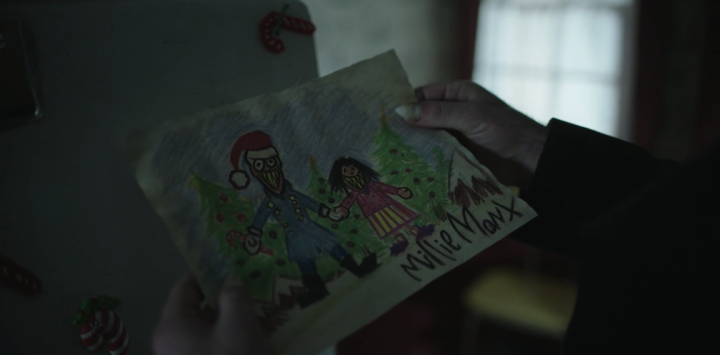 Father Son Holy Gore - NOS4A2 - Millie Manx's Drawing