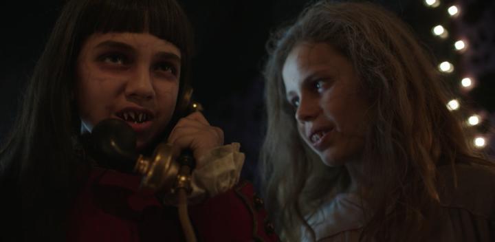 Father Son Holy Gore - NOS4A2 - Vampire Children