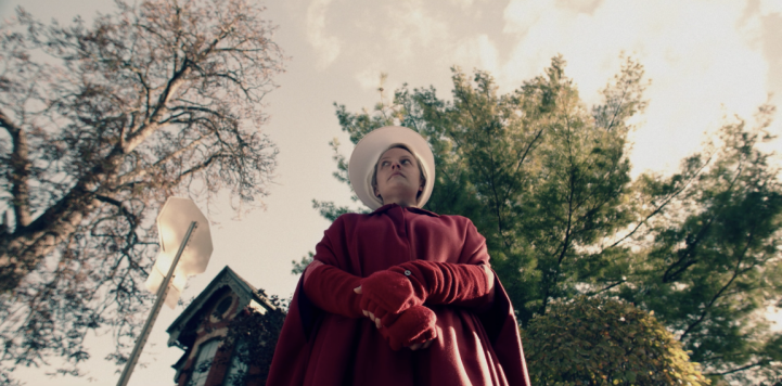 Father Son Holy Gore - The Handmaid's Tale - Elisabeth Moss