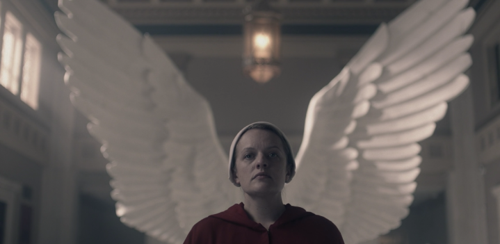 Father Son Holy Gore - The Handmaid's Tale - June Spreads Her Wings