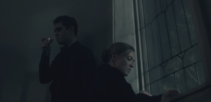 Father Son Holy Gore - The Handmaid's Tale - Max Minghella and Yvonne Strahovski