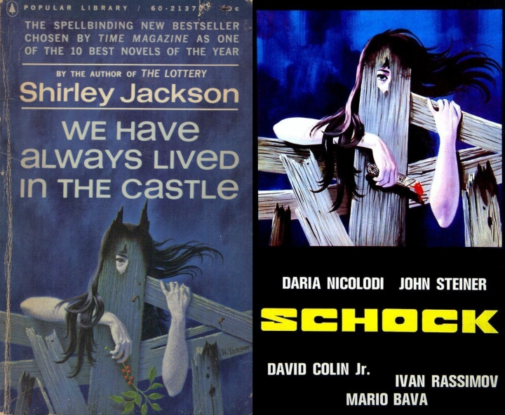 Shirley Jackson's We Have Always Lived in the Castle v. Mario Bava's Schock