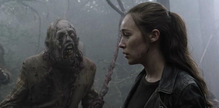 Father Son Holy Gore - Fear the Walking Dead - Alycia Debnam-Carey as Alicia Clark