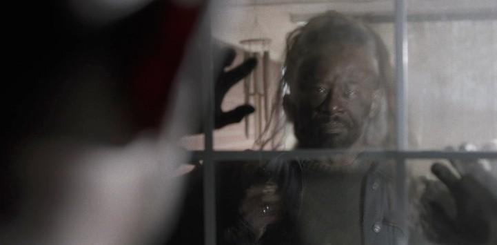 Father Son Holy Gore - Fear the Walking Dead - Morgan as Walker
