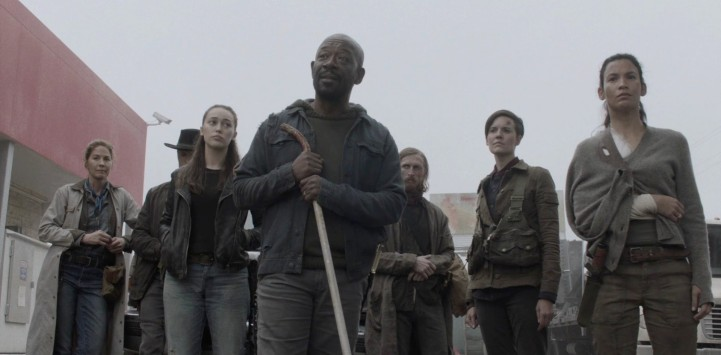 Father Son Holy Gore - Fear the Walking Dead - The Survivors
